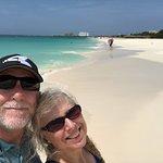 Enter the pristine white sands of Eagle Beach, 2017 TripAdvisor Traveler Award Winner for 3rd Best Beach in the World.