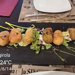 Mixed croquettes starter
