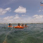 mañana de snorkel