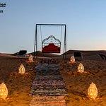 Taragalt Luxury Desert Camp à Erglihoudi