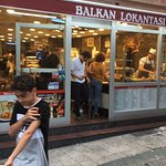 صورة فوتوغرافية لـ Balkan Lokantasi