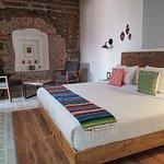 Habitación suite con cama king size