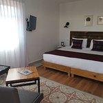 Habitación de lujo con cama king size