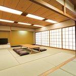 City floors(6-10F)  Japanese-style tatami rooms