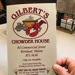 Zdjęcie Gilbert's Chowder House