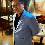 Vincer Dizon, the man with your culinary plan