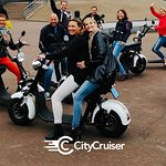 Beautiful sightseeing The Hague with CityCCruiser Tours