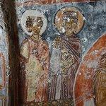 Tahtali kilise fresco