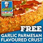Free Flavoured Crust