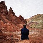 Kourtney by Rainbow Valley - Atacama Desert