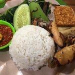 Nasi Tempong Indra fényképe