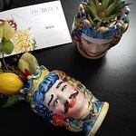 #testedimoro #Decortack in #ceramicadipintaamano