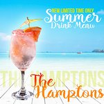 The Hamptons! Limited time only.