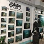 Our clients & collectors can not get enough OF The Sinking World of Andreas Franke!
