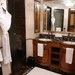 Hotel Ritz Carlton - Moscú Baño Suite