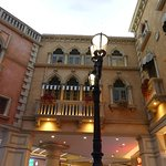 The Venetian Gothic architecture inside St Mark's Square 3