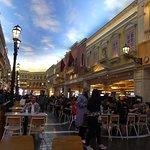 Inside the Venetian Food Court 6