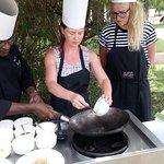 Sri Lankan Cookery Demonstration