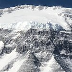 Dhaulagiri 1 North face summit (zoom pic) from French col