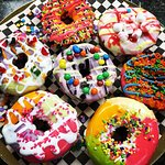 """""""Top Your Own"""" Custom Made Donuts!! ENJOY THE EXPERIENCE!!"""