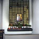 Die Innenausstattung der Kirche, St. Mariae Geburt.