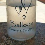 Photo of Balloon Cocktail & Food Bar