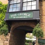 The George Hotel Restaurant Photo