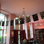 Pickwick's Bar in Bermuda Triangle