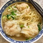 Foto de Tsim Chai Kee Noodle Wellington Street