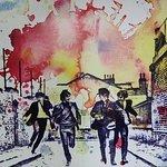 60's (Cafe Delmar/Beatles Cafe) Photo