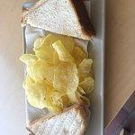 Toast, 2,50 Euro