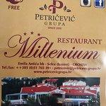 Millenium Restaurant Foto