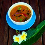 Rasam Soup Heart warming soup indian tamarind base soup