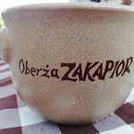A soup bowl from Zakapior :)