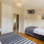 Twin Rooms at Claddagh House B&B, Ballina, Co Mayo, Ireland.