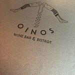 Bilde fra Oinos WineBar Bistrot