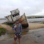 Ship wreck!