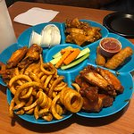 Chicken Wing Plater