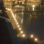 View from Sesto On Arno