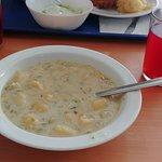 zupa ogórkowa i kompot
