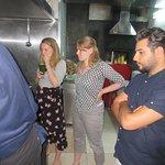 Cooking class (Mansaf)
