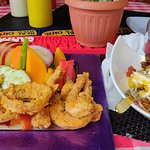 The Coconut Shrimp