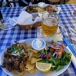 Zdjęcie Kota Greek Souvlaki