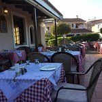 Photos from our visit for last meal in Kefolonia