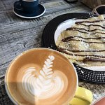 Foto de Belle surf cafe