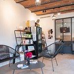 Salle à manger/Espace boutique