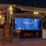 Pomorac restaurant Foto