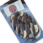 Μελανουράκια για την όρεξη!! Απο την θάλασσα στο πιάτο σας...🌊🐟 Melanouria for appetite !! From the sea to your plate ... 🌊🐟