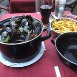 Foto de Hotel-Restaurant Central / Sirene D'Or