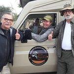 Wild safari Serengeti National park